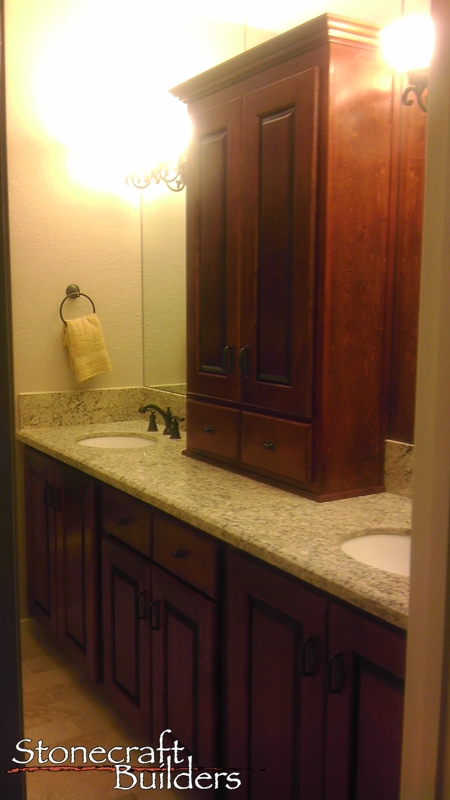 Tomball bathroom remodeling sm3 stonecraft builders for Bathroom remodel 77084
